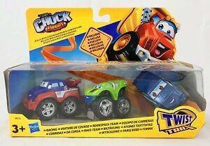 Hasbro-Tonka-Chuck-amp-Friends-Die-cast-Racing-Vehicles-Toy-Metal-Cars