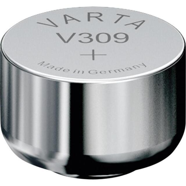Sending sub-Type Tracking VARTA - 1 Battery V309 - SR48 - 309 1.55V-70mAh