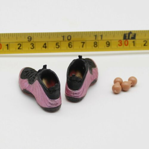 PL Sneakers w// pegs T68-28 1//6th Scale Action Figure