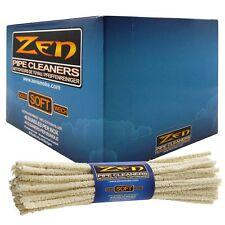 5x Bundles ( Zen Soft Pipe Cleaners ) Absorbent Bristle 44x Per Bundle