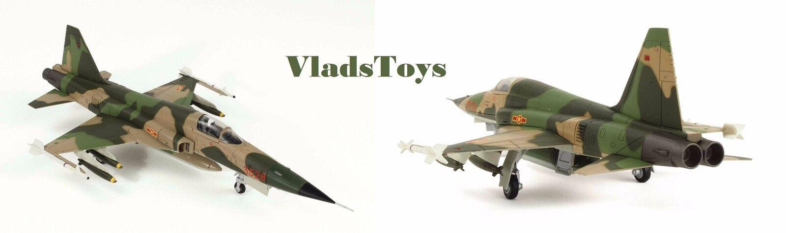 Hobby Master 1:72 1:72 1:72 F-5E Tiger II Vpaf 935th Rosso 3528 Bien Hao Ab Vietnam HA3327 24434a