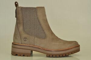 Details about Timberland Courmayeur Valley Chelsea Boots Ankle Boots Womens Shoes A1RRK show original title
