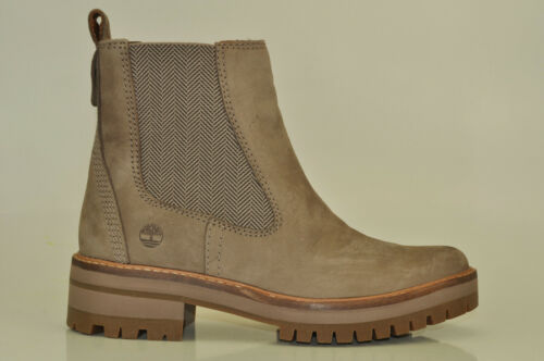 Timberland Courmayeur Valley Chelsea Boots Stiefeletten Damen Schuhe A1RRK