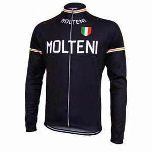 Brand New Team Filotex Fleece Thermal cycling Long Sleeve Jersey