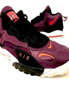 NIKE AIR MAX SPEED Turf Training Shoes Night Purple Size 12 FREE ... 3c6c1c248