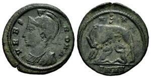 Imperio Romano-Constantino I. Follis. 330-335 d.C. Nicomedia. Cobre 1,9 g.