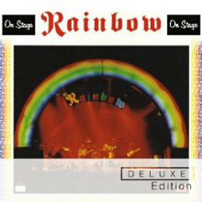Rainbow - On Stage (Deluxe) NEW 2 x CD