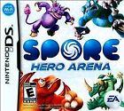Spore Hero Arena (Nintendo DS, 2009)
