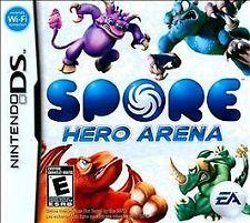 Spore Hero Arena (Nintendo DS) Lite Dsi xl 2ds 3ds XL