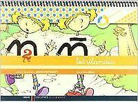 Fiable (09).2.cuad.letrilandia Pauta (espiral) Montessori. EnvÍo Urgente (espaÑa) TrèS Poli