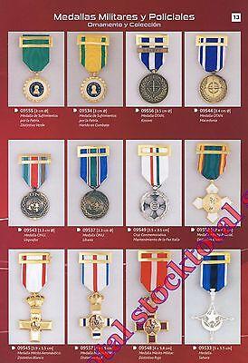Medallas militares y policiales ornamento y coleccion p19
