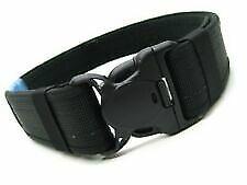 "Bianchi 31322 8100 PatrolTek Sam Browne Duty Belt Size Medium 34-40/"""