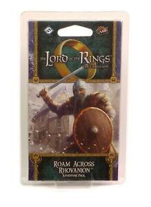 Lord-of-the-Rings-LCG-Roam-Across-Rhovanion-Adventure-Pack-New