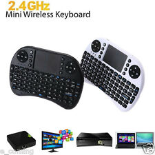 Mini Air Mouse Wireless Keyboard Remote Control Touchpad For PC TV Box Android