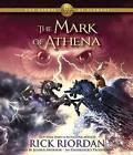 The Mark of Athena by Rick Riordan (CD-Audio, 2012)