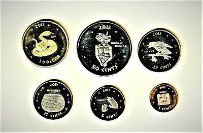 "2016 /""Eskimo/"" Native American Indian 6 coin set at Choice B.U."