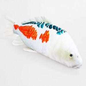 Gaby Orsacchiotto carpa Koi Pesce 60cm PELUCHE PELUCHE