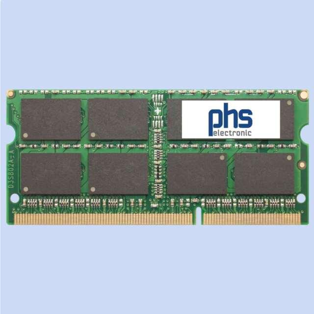 8GB RAM DDR3 passend für Asustor AS6302T SO DIMM 1600MHz Storage/NAS-Speicher