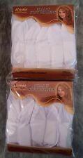 Lot 2 ANNIE Pillow Soft FOAM 20 ROLLERS Bendable No Clips Hair Care Salons #1248