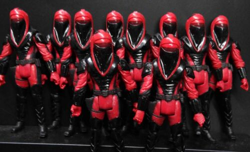 Star Wars Kir Kanos CARNOR JAX Crimson Empire Royal Guard 30th Anniversary