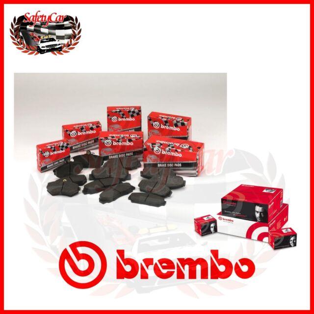Set plaquettes de frein avant Brembo P61082 Citroën Berlingo Box M_ 07/96 ->