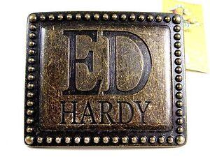 Gürtelschnalle Von Ed Hardy