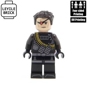 **NEW**LYL BRICK Custom Dead Shot DC029 Lego minifigure