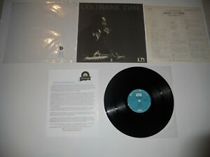 John-Coltrane-Coltrane-Time-Audiophile-Japan-039-76-Near-Mint-ULTRASONIC-Clean
