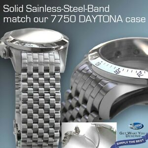 WATCH-BAND-MATCH-OUR-DAYTONA-7750-CASE-20-MM-LUG-SIZE-190-MM-LENGTH