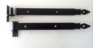 2 X Ladenband, Noir Pour 14 Mm épine, 2x Kloben/épine 14 Mm-afficher Le Titre D'origine Et D'Avoir Une Longue Vie.
