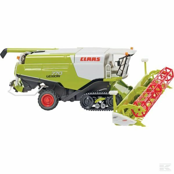 Wiking Claas Lexion 770 TT Combine Harvester 1 87 Scale Model Toy Present Gift