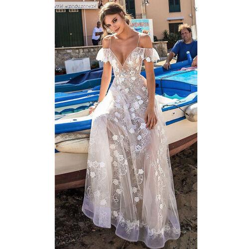 Damen Hochzeit Brautjungfern Party Kleider Abschlussball Cocktail Abendkleider