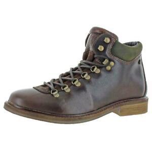 NEW-Pajar-Mens-Joss-Brown-Waterproof-Winter-Boots-shoes-EU44-11-11-5-US