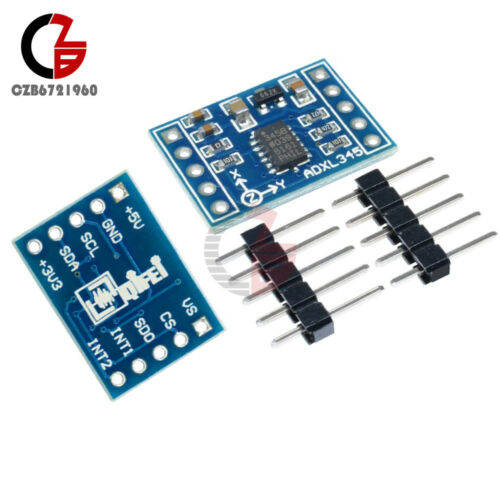 LIS3DH Temperature Sensor Acceleration Development Board 3-Axis Replace ADXL345