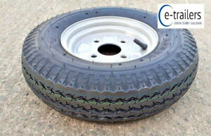 Trailer Tyre 400 X 8 4-ply