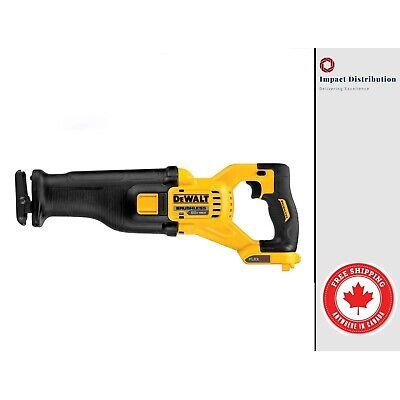 New DeWalt DCS388B FLEXVOLT 60-Volt MAX Brushless Reciprocating Saw (Tool Only)