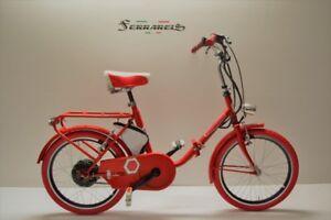 Dettagli Su Graziella 20 Elettrica Bici Graziella E Bike 250 Watt Torque Personalizzabile