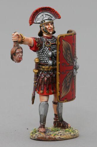 THOMAS GUNN ROMAN EMPIRE ROM106A IMPERIAL CENTURION WITH SEVERED HEAD RED MIB