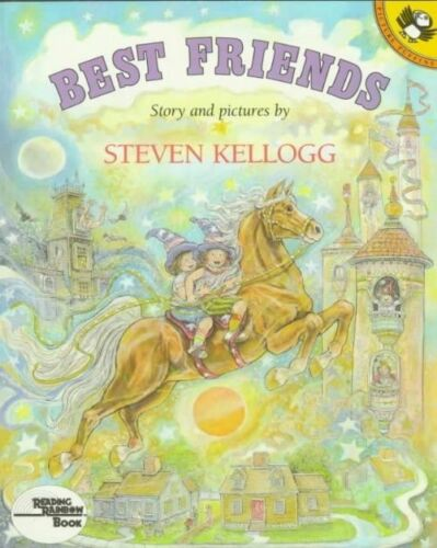 1 of 1 - Best Friends (Pied Piper Paperback)-ExLibrary