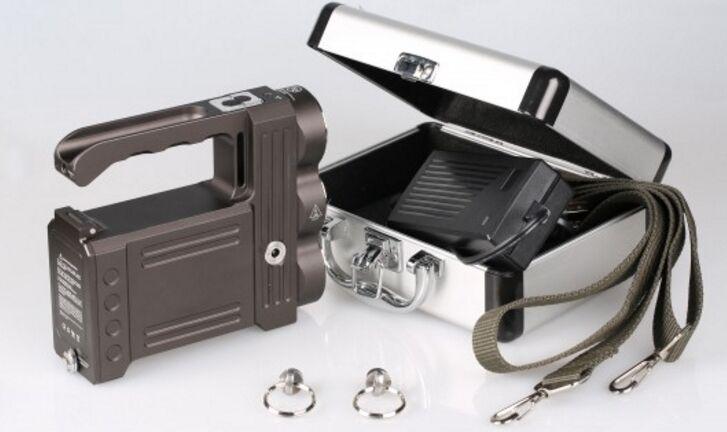 Taschenlampe Forschung Wiederaufladbare RS80 Klarus - 3450 Lumen