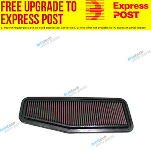 FOR TOYOTA RAV4 III 2.4L L4 F//I K/&N Panel Air Filter ref Ryco A1476 33-2216