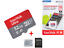 miniatura 3 - MICRO SD SANDISK ULTRA 16 32 64 GB CLASS 10 SCHEDA DI MEMORIA 98MB/S MEMORY CARD