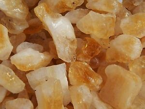 1000-Carat-Lots-of-Citrine-Points-Rough-Plus-a-FREE-Faceted-Gemstone