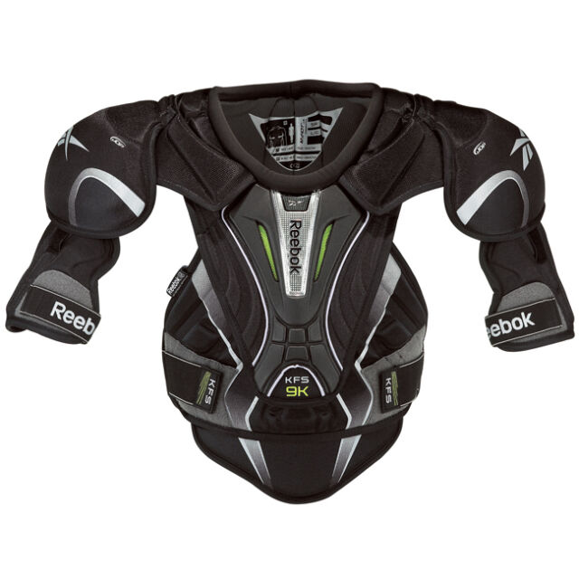 kup sprzedaż połowa ceny ogromny zapas Reebok Kinetic Fit 9k Sr. Shoulder Pads Adult Medium Senior Chest Player