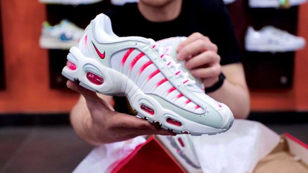 Scarpe Sneakrs Uomo Nike Air Max Tailwind Iv, Vari Numeri,cod.aq2567-400