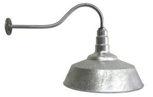 GALV Standard RLM Lighting ARK LIGHTING AGB101-AS20-GALVANIZE