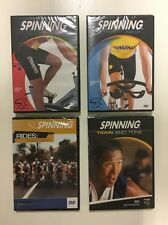 Spinning Dvd Lot, Spinning Rides: Southern California, Train And Tone, Ride On,