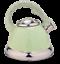 3-4QT-Stainless-Steel-Stovetop-Whistling-Tea-Kettle-Teapot-Water-Kettle-Pot thumbnail 1