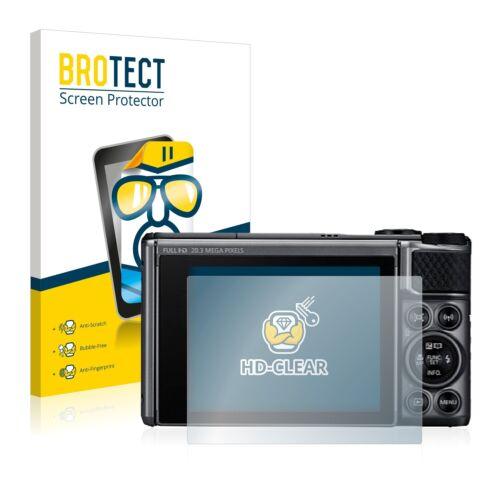 2x protector de pantalla para Canon PowerShot SX730 HS clara pantalla Película De Protección