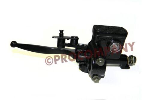 Hydraulic Brake Master Cylinder left Lever ATV Quad 50 70 90 110 cc Dirt Bike